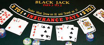 Odds of The Game of Blackjack